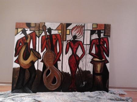 ART - Jazz Quartet Part 2.
