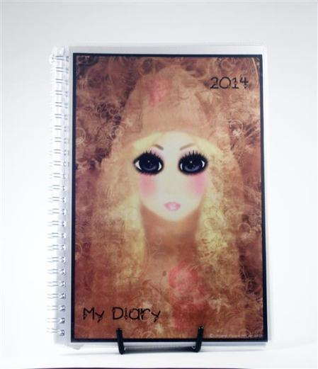 DIARY FRONT 2014 Meredith (Medium)